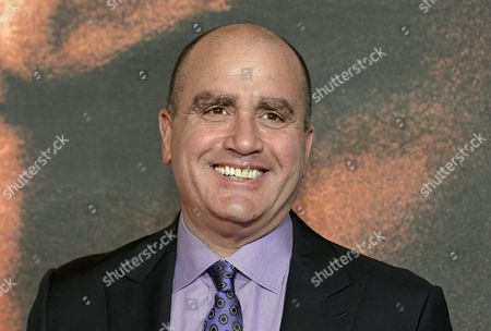 Us Producer Don Granger Arrives at the European Premiere of 'Jack Reacher: Never Go Back' in Leicester Square in London Britain 20 October 2016 the Film is Released in Uk Cinemas on 21 October United Kingdom London