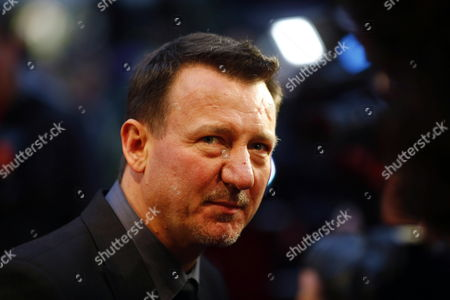 Polish Actor Robert Wieckiewicz Arrives on the Red Carpet For the Premiere of Walesa Man of Hope During the 57th Bfi London Film Festival at Leicester Square in London Britain 11 October 2013 the Festival Runs From 09 Until 20 October United Kingdom London
