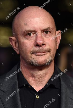 British Author Author Nick Hornby Arrives For the Premiere of 'Their Finest' During the 60th Bfi London Film Festival in London Britain 13 October 2016 the Festival Runs From 05 to 16 October United Kingdom London