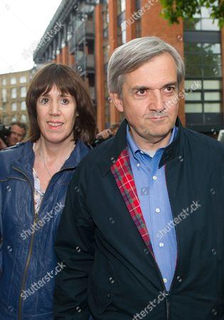 Editorial photo of Britain Crime Huhne - May 2013