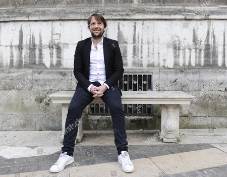 Danish Chef Rene Redzepi the Co-owner of the Restaurant Noma in Copenhagen Denmark Poses For Photographers As He Arrives For the Ceremony For the World's 50 Best Restaurants Awards 2015 at the London Guildhall in London Britain 01 June 2015 the Annual Awards Recognise Best Restaurants and Chefs in the World United Kingdom London