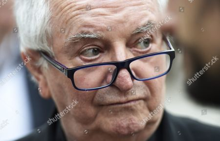 Spanish Chef Juan Mari Arzak Poses For Photographers As He Arrives For the Ceremony For the World's 50 Best Restaurants Awards 2015 at the London Guildhall in London Britain 01 June 2015 the Annual Awards Recognise Best Restaurants and Chefs in the World United Kingdom London