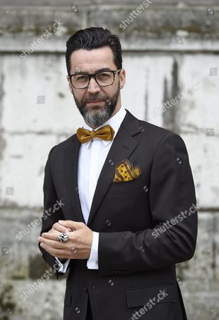 Spanish Chef Quique Dacosta Poses For Photographers As He Arrives For the Ceremony For the World's 50 Best Restaurants Awards 2015 at the London Guildhall in London Britain 01 June 2015 the Annual Awards Recognise Best Restaurants and Chefs in the World United Kingdom London