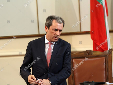 Editorial picture of Bulgaria Government Resignation - Jul 2014