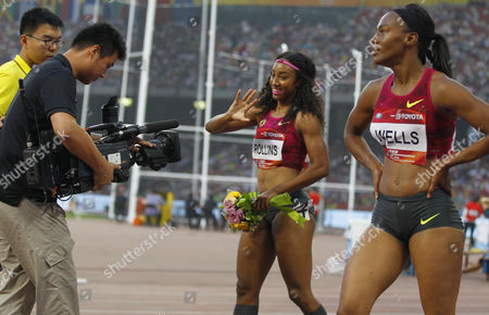 Editorial photo of China Athletics 2014 Iaaf World Challenge Beijing - May 2014