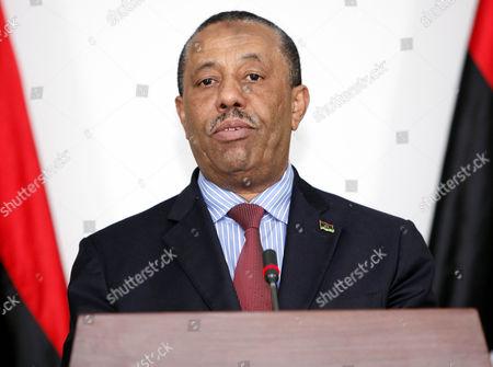 Editorial photo of Libya Unrest Politics Government - Mar 2014