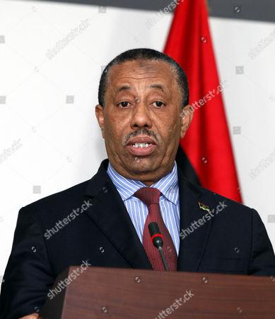 Editorial image of Libya Unrest Politics Government - Mar 2014