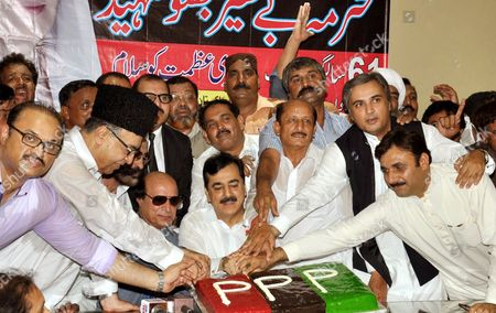 Editorial image of Pakistan Bhutto Birthday - Jun 2014