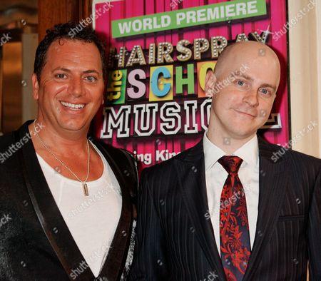 Directors of Hairspray musical, Danny Austin and Benjamin Endsley Klein