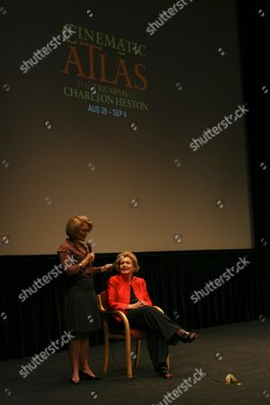 Editorial photo of The Film Society of Lincoln Center Presents 'Cinematic Atlas: The Triumphs of Charlton Heston' Opening Night Film Screening of 'Touch of Evil', New York, America - 29 Aug 2008