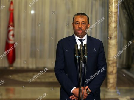 Editorial photo of Tunisia Libya Diplomacy - Mar 2015