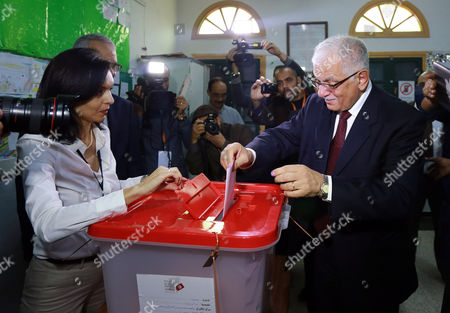 Editorial photo of Tunisia Presidential Elections - Nov 2014