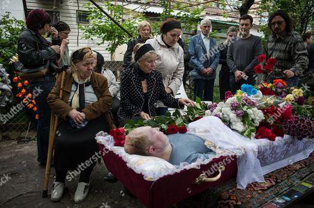 Editorial photo of Ukraine Crisis - May 2014