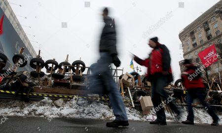 Editorial photo of Ukraine Eu Protests - Dec 2013