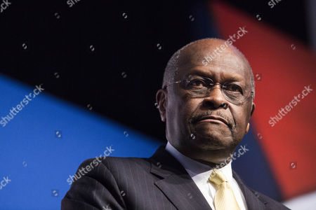 Former Presidential Candidate Herman Cain Speaks During the Faith and Freedom Coalition's 'Road to Majority' Conference in Washington Dc Usa 20 June 2014 the Three-day Conference Featured Many Potential 2016 Presidential Candidates who Are Courting the Audience United States Washington