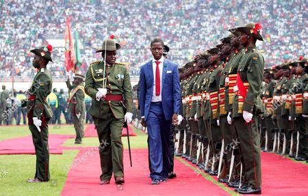 Editorial image of Zambia Lungu Inauguration - Jan 2015