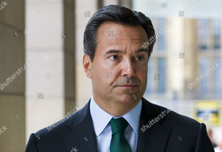 Group Chief Executive of Lloyds Banking Group Antonio Horta-osorio Arrives to Portcullis House For a Treasury Selected Committee Meeting in London Britain 18 June 2013 United Kingdom London