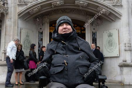 Editorial photo of Britain Justice Euthanasia - Dec 2013