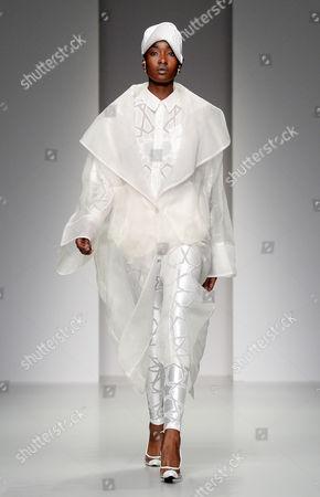 Editorial photo of Britain London Fashion Week - Sep 2013