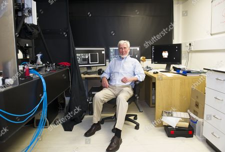 Us Professor John O' Keefe at His Laboratory in University College London After Winning the Nobel Prize For Physiology Or Medicine During a Press Conference in London Britain 06 October 2014 Us Citizen John O'keefe and Norwegians May-britt Moser and Edvard Moser Won the 2014 Nobel Prize in Medicine For the Discovery of Nerve Cells That Constitute a Positioning System in the Brain United Kingdom London