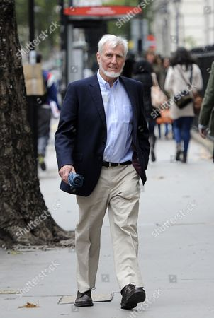 Us Professor John O' Keefe on His Way to His Laboratory in University College London in London Britain 06 October 2014 After Winning the Nobel Prize For Physiology Or Medicine Us Citizen John O'keefe and Norwegians May-britt Moser and Edvard Moser Won the 2014 Nobel Prize in Medicine For the Discovery of Nerve Cells That Constitute a Positioning System in the Brain United Kingdom London