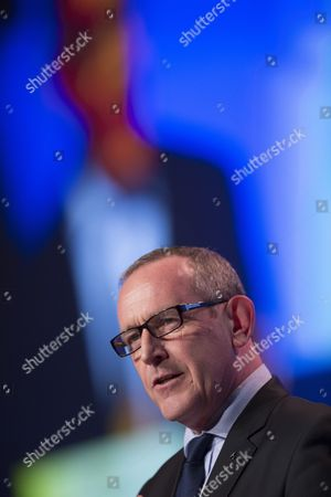 Scottish National Party (snp) Deputy Leader Stewart Hosie Delivers His Speech at the Party's Spring Conference in Glasgow Scotland 29 March 2015 the Snp Are Hosting Their 2015 Campaign Conference in Glasgow on 28/29 March 2015 United Kingdom Glasgow