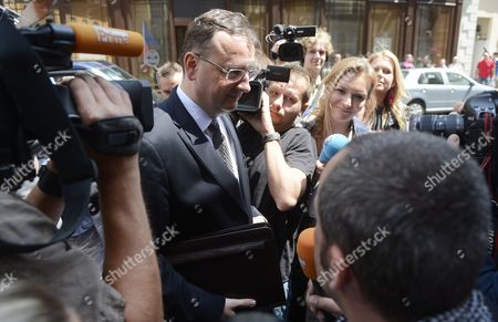 Editorial photo of Czech Repuplic Corruption - Jul 2013