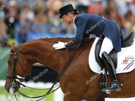 Editorial picture of France World Equestrian Games 2014 - Aug 2014