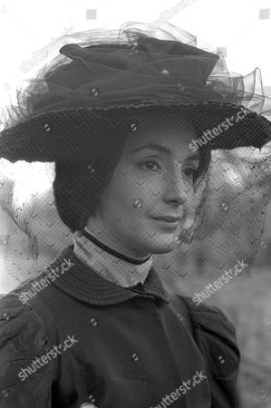 'The Stories of D H Lawrence: Daughters of the Vicar'   TV Picture shows - Petra Davies as Mary Lindley