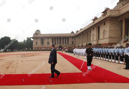 Editorial photo of India Iraq Prime Minister Visit - Aug 2013