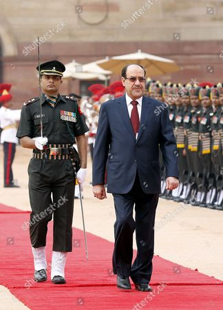 Editorial picture of India Iraq Prime Minister Visit - Aug 2013