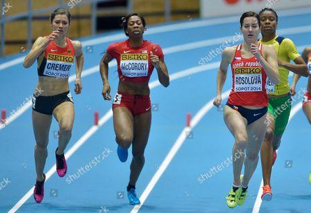 Editorial image of Poland Athletics World Indoor Championships - Mar 2014