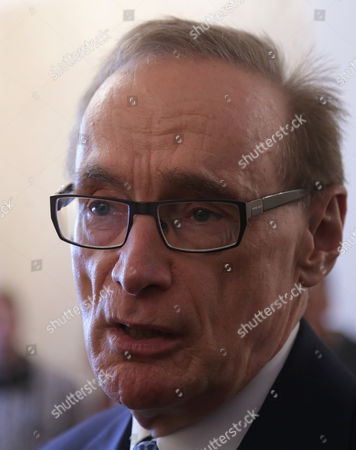 Australian Foreign Minister Bob Carr Looks on Prior to His Meeting with Russian Foreign Minister Sergei Lavrov ( not Pictured) in Moscow Russia 03 September 2013 Russian Federation Moscow