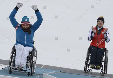 Editorial picture of Russia Sochi 2014 Paralympic Games - Mar 2014