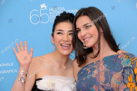 Huang Yi and Taina Muller