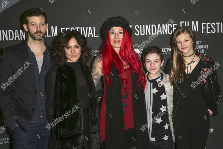 Jonathan Watton, Natalie Brown, Jovanka Vuckovic, Peter DaCunha and Peyton Kennedy