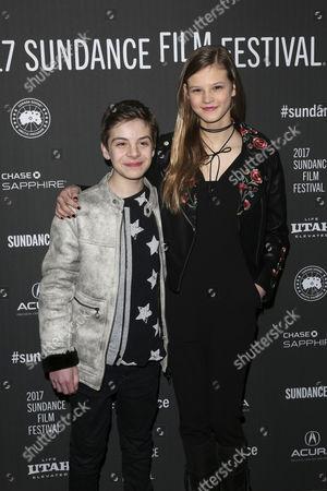 Editorial photo of 'XX' premiere, Sundance Film Festival, Park City, Utah, USA - 22 Jan 2017