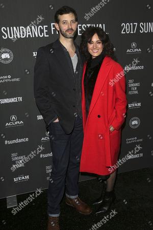 Jonathan Watton and Natalie Brown