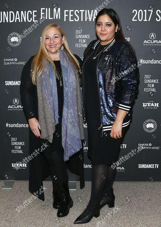Monica Levinson, Shivani Rawat