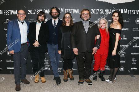 Willie Garson, Jason Schwartzman, Wallace Wolodarsky, Maya Forbes, Jack Black, Jacki Weaver, Jenny Slate