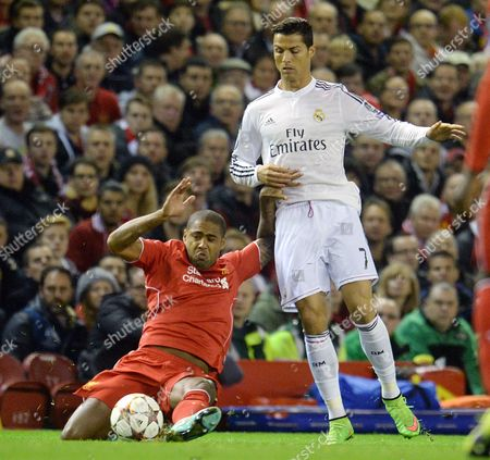 Editorial photo of Britain Soccer Uefa Champions League - Oct 2014