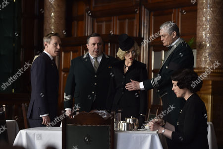 Editorial image of 'The Halcyon' TV Series - Jan 2017