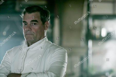 'The Halcyon' (Episode 1) - Gordon Kennedy as Robbie.