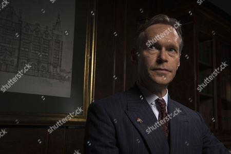 'The Halcyon' (Episode 1) - Steven MacKintosh as Richard.