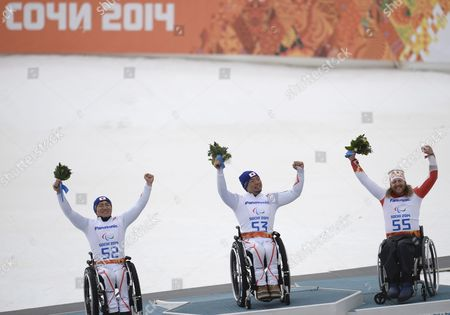 Editorial photo of Russia Soch 2014 Paralympic Games - Mar 2014