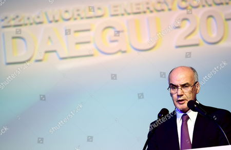 Editorial picture of South Korea World Energy Congress - Oct 2013