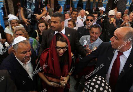 Editorial image of Tunisia Ghriba Pilgrimage - May 2014