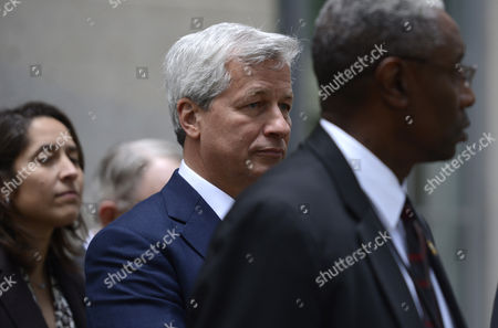 J P Morgan Chase Ceo James Dimon (c) Leaves the Us Deartment of Justice After a Meeting with Us Attorney General Eric Holder (not Pictured) in Washington Dc Usa 26 September 2013 the Meeting Centered on a Settlement to End Investigation of Alleged Abuses in Residential Mortgage-backed Securities United States Washington