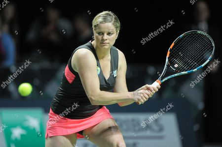 Editorial photo of Belgium Tennis Antwerp Diamond Games - Feb 2015
