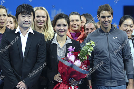 Editorial image of China Open Tennis 2014 - Sep 2014